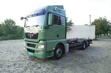 MAN TGX 26.440 2011