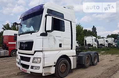 MAN TGX 26.440 2009