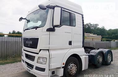 MAN TGX 26-440 EURO6  2011