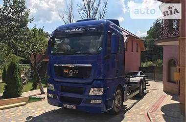 MAN TGX 26.400 2011