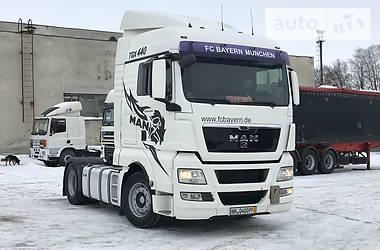 MAN TGX 440-Intarder 2009