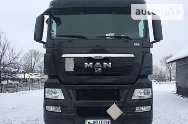 MAN TGX EEV. E5+ 2011