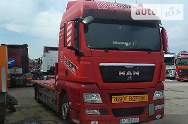 MAN TGX  2011