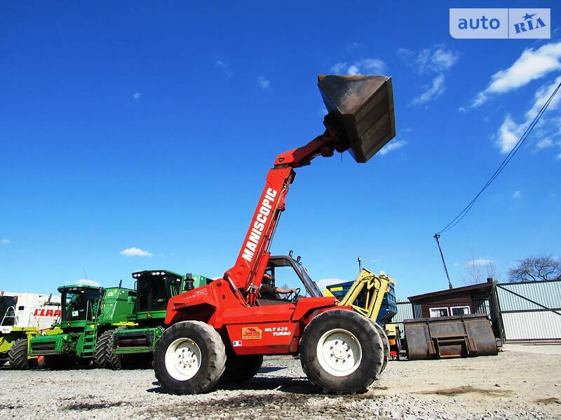 Manitou MLT 626T