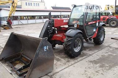 Manitou MLT 627-T  2006
