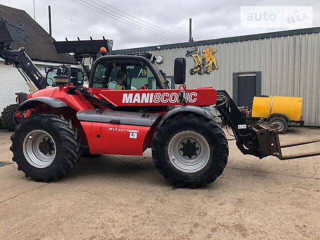 Manitou MLT 627-T