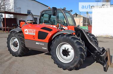 Manitou MLT 629  2001