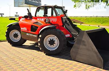 Manitou MLT 630T TURBO 2007