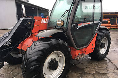Manitou MLT 630T  2009