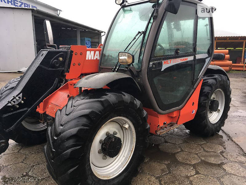 Manitou MLT 630T