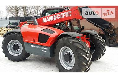 Manitou MLT 634-120 LSU TURBO 2005