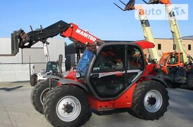 Manitou MLT 634-120 LSU turbo 2010