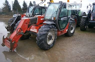Manitou MLT 634-120 LSU Turbo 2004