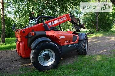 Manitou MLT 634-120 LSU  2009
