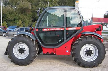 Manitou MLT 634-120 LSU turbo 2010