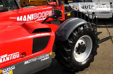 Manitou MLT 730-120 LS  2007