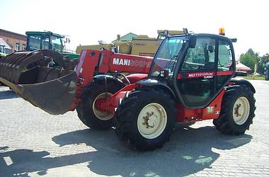 Manitou MLT 730-120 LS 165984 2001