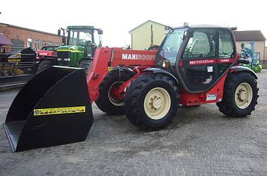Manitou MLT 730-120 LS 140402 1999