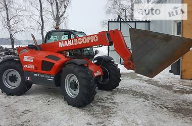 Manitou MLT 730-120 LS  2000
