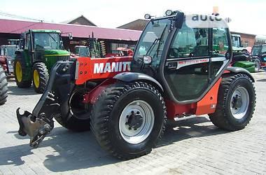 Manitou MLT 731 LSU 250023 2008