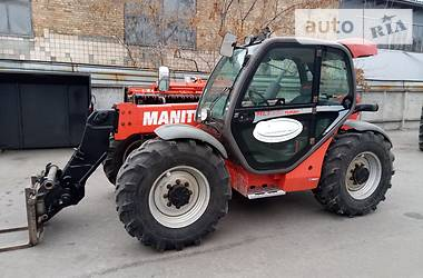 Manitou MLT 731T  2010