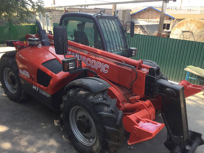 Manitou MLT 731T