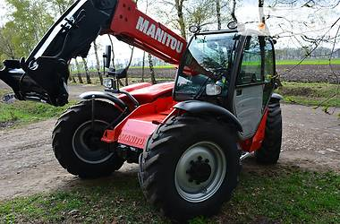 Manitou MLT 735-120 LSU 732 MANISCOPIC 2010