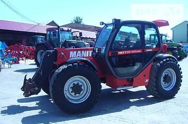 Manitou MLT 735-120 LSU 227162 2006