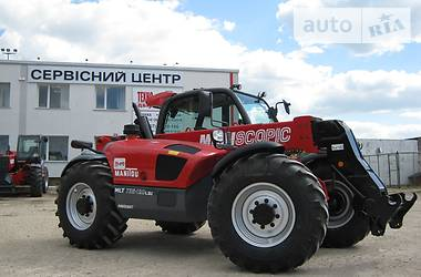 Manitou MLT 735-120 LSU PS 2013