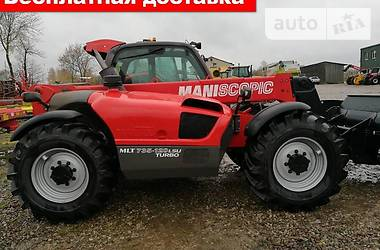 Manitou MLT 735-120 LSU Turbo 2011