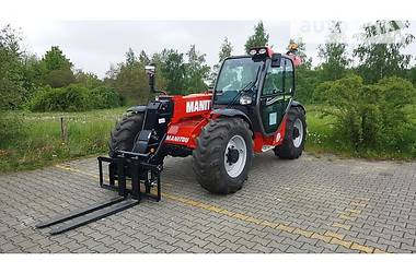 Manitou MLT 735-120 PS  2016