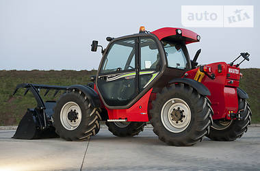 Manitou MLT 735-120 PS  2015