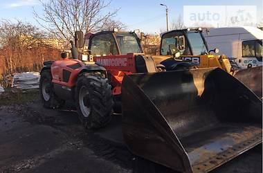 Manitou MLT 735-120 PS  2010