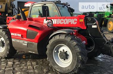Manitou MLT 735-120 PS  2012