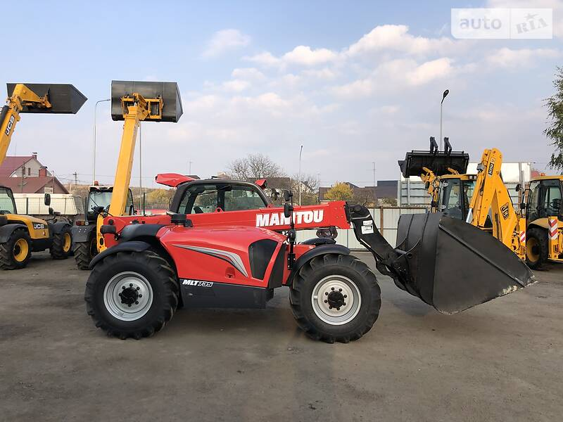 Manitou MLT 735-120 PS