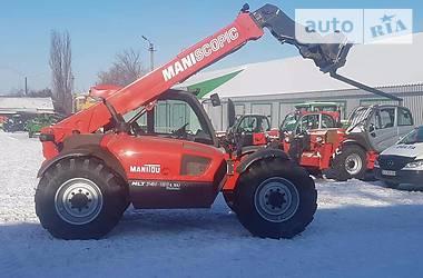 Manitou MLT 741-120 LSU  2009