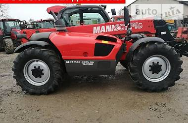 Manitou MLT 741-120 LSU Turbo 2011
