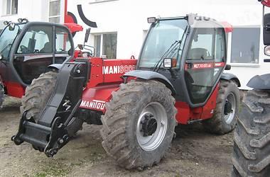 Manitou MLT 741-120 LSU  2004