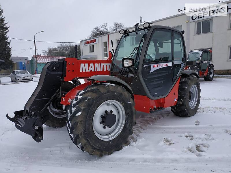 Manitou MLT 742