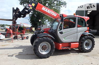 Manitou MLT 840-137  2012