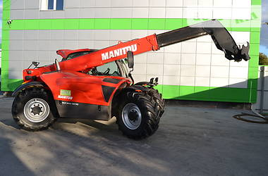 Manitou MLT 840-137  2013