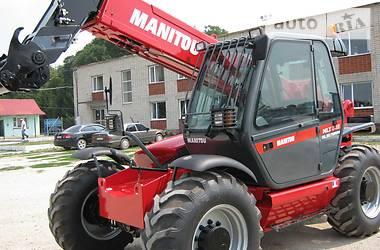 Manitou MLT 845-120 LSU HLSU Turbo 2010