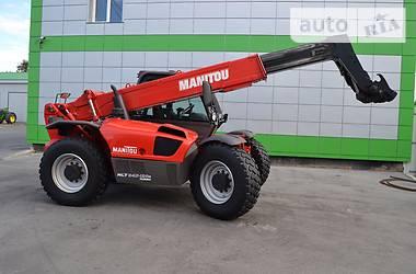 Manitou MLT 845-120 LSU  2012