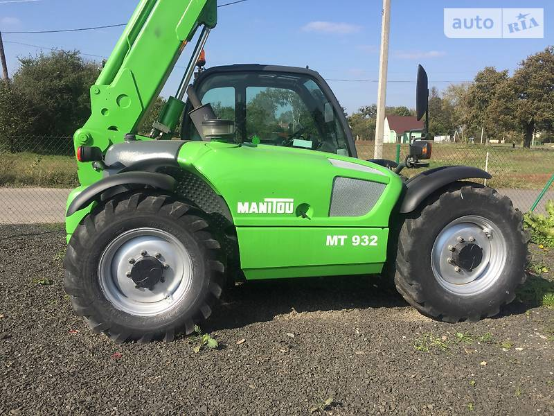 Manitou MLT 935