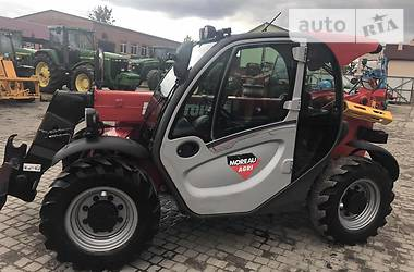Manitou MLT-X 625-75  2012