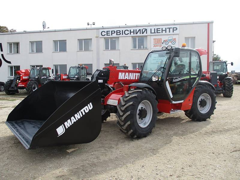 Manitou MLT-X
