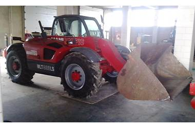 Manitou MLT 633LS 1999