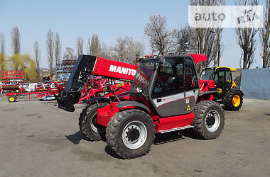 Manitou MLT 845-120 2012