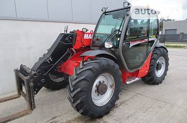 Manitou MLT 634 LSU TURBO 2011