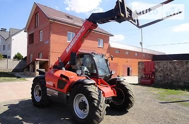 Manitou MLT 634/120 LSU 2010